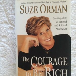 Book-Suze Orman The Courage to be Rich Brand New